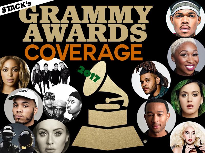 Live Blog: The 59th GRAMMY Awards