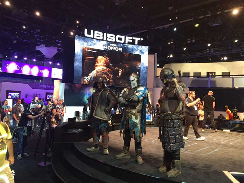 Seven things that annoy us at E3