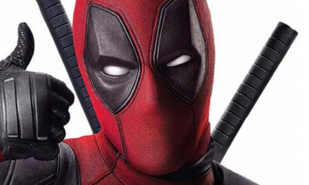 Deadpool 2 is keeping it real… weird