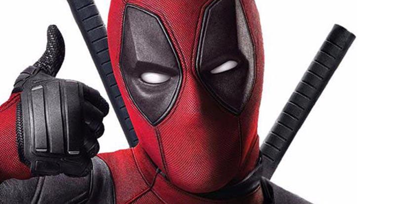 Deadpool 2 is keeping it real… weird