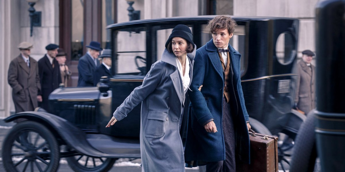 SDCC 2016: Where to find Fantastic Beasts