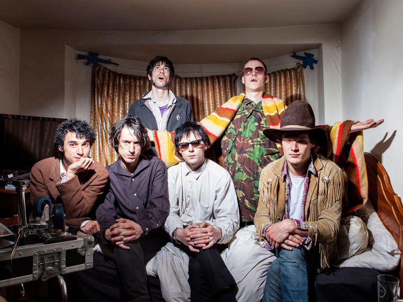 Live Review: Fat White Family @ Yah-Yah's, Melbourne
