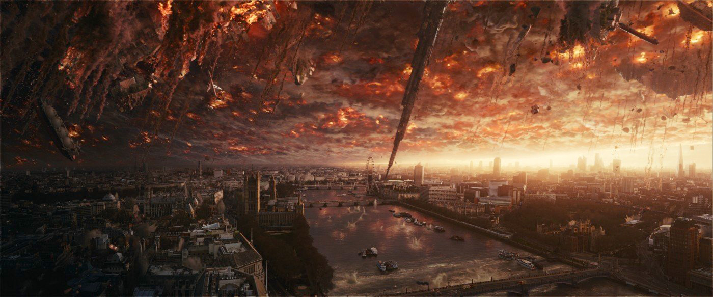 Independence Day: Resurgence – review