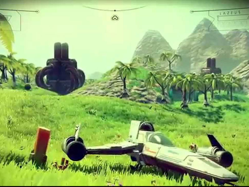 Here's the final pillar trailer for No Man's Sky