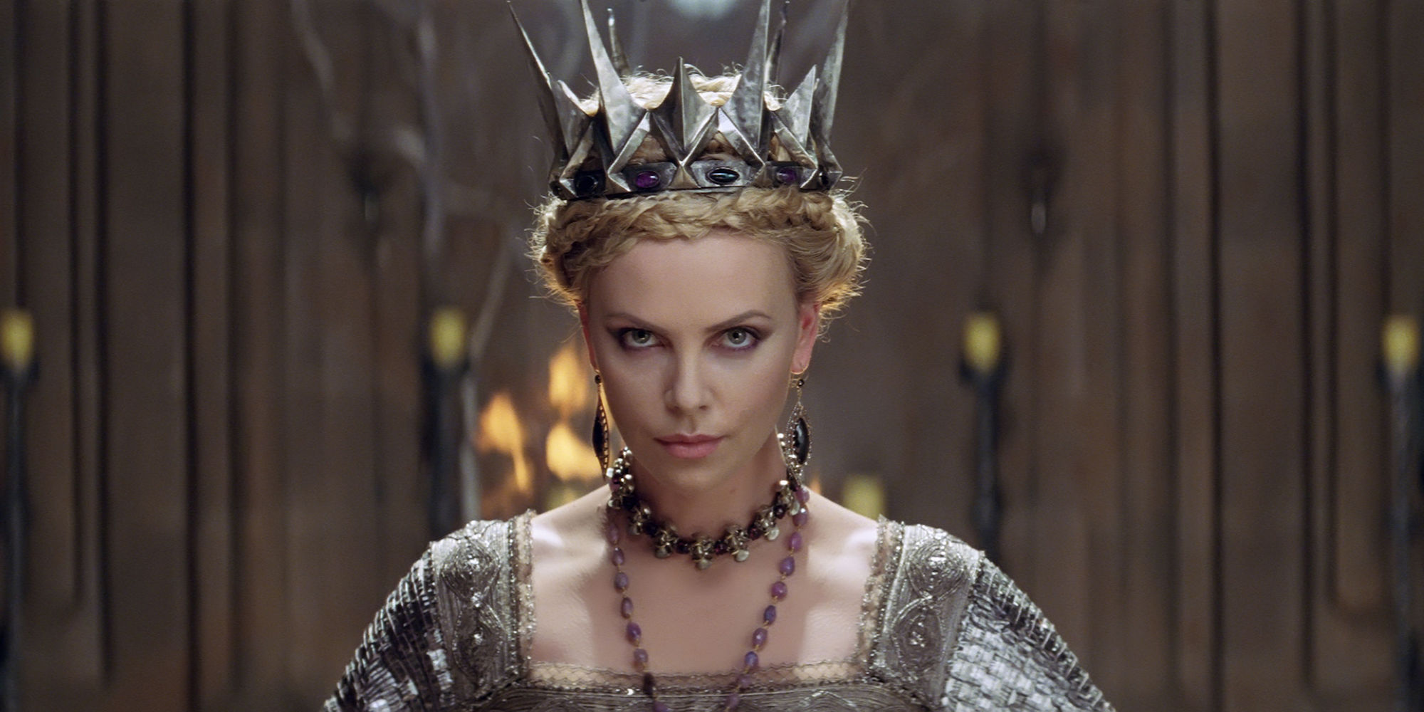 The Huntsman: Winter's War – Charlize Theron interview