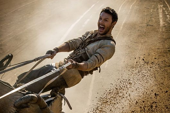 Jack Huston talks Ben Hur
