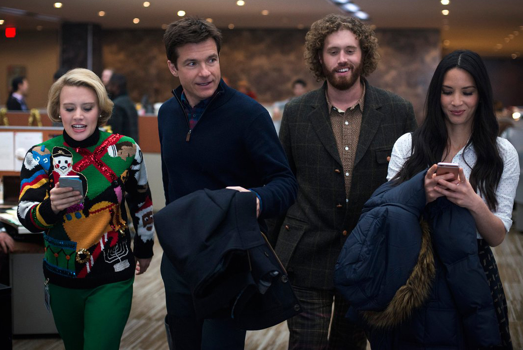 Check out the hilarious first trailer for Office Christmas Party