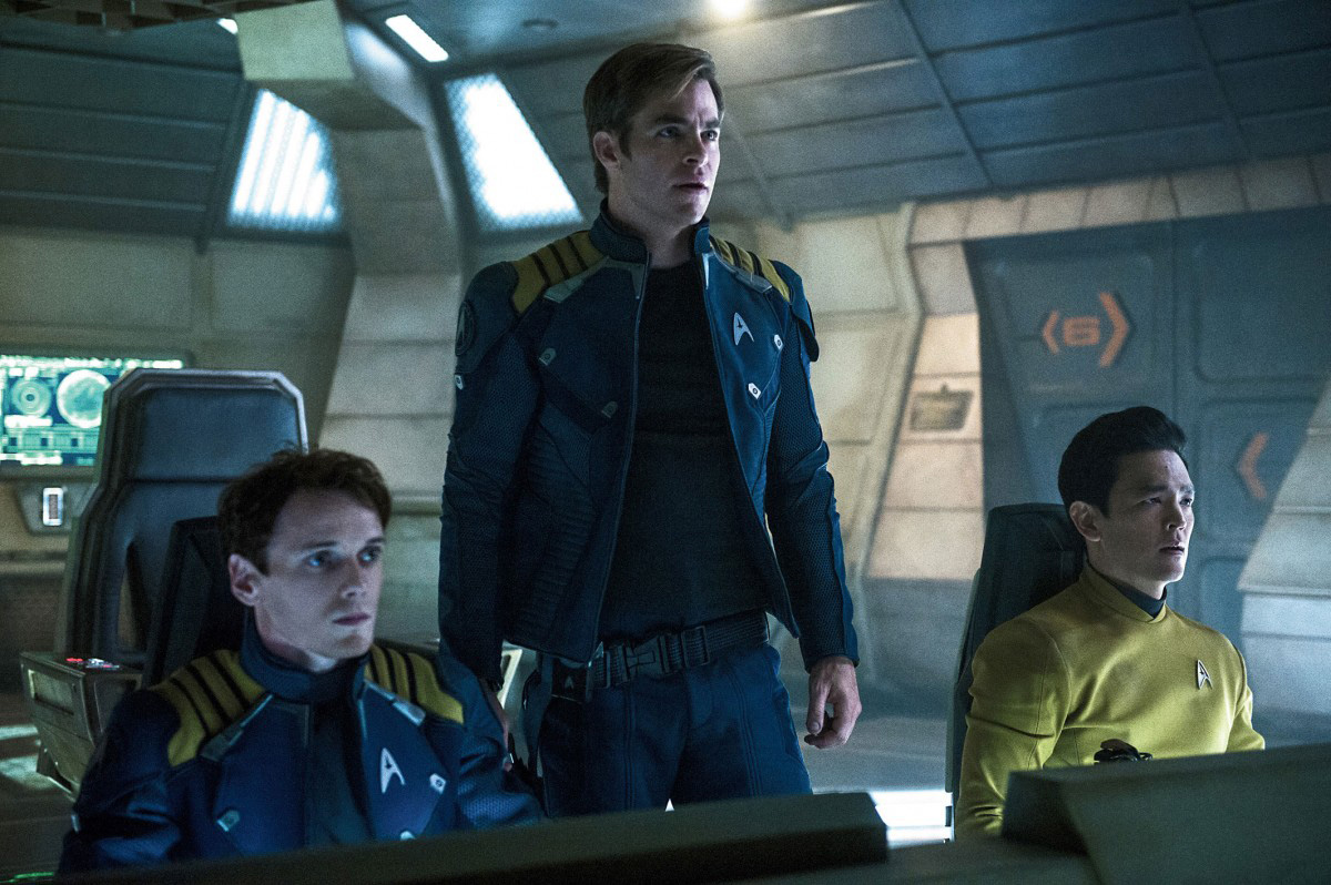 Star Trek: Beyond – review