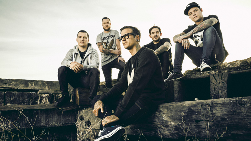 The Amity Affliction, 'This Could Be Heartbreak'