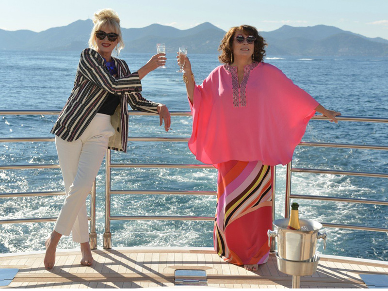 Absolutely Fabulous: The Movie – review