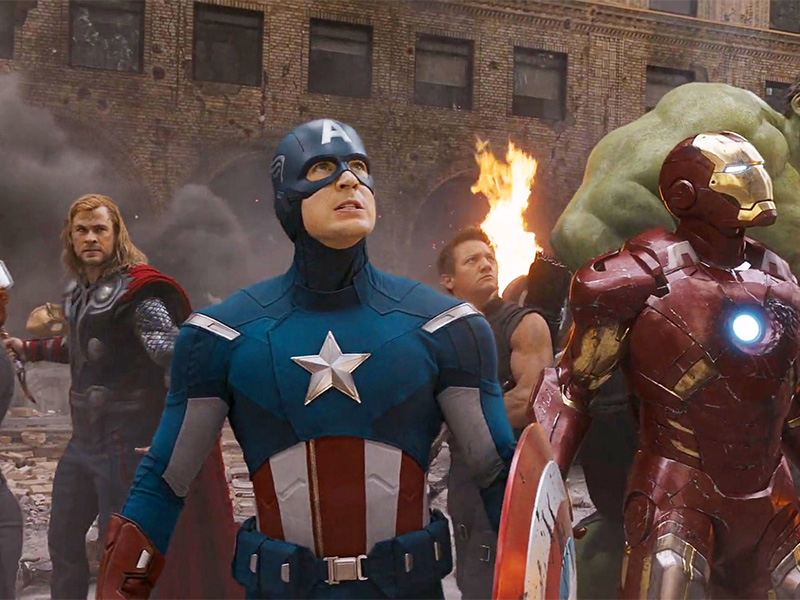 Beginner's Guide: Marvel Cinematic Universe