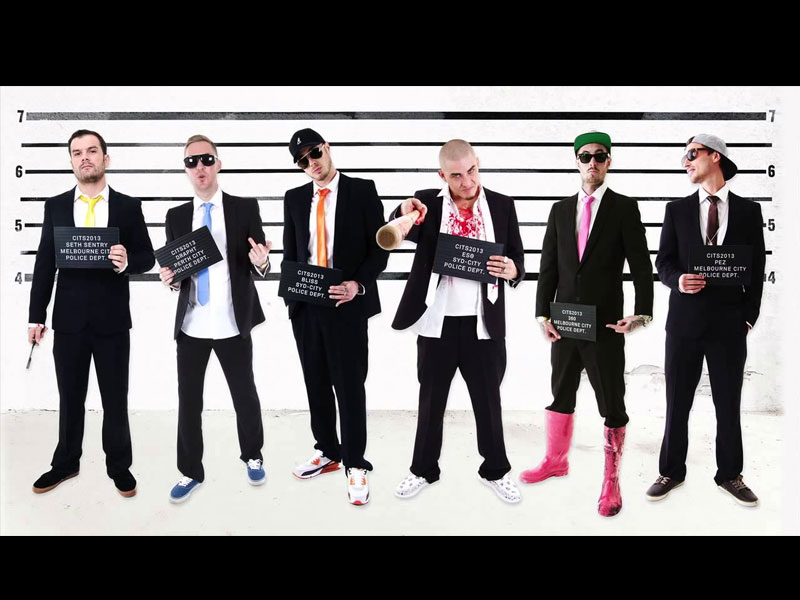 Clip of the day: Bliss n Eso – Reservoir Dogs