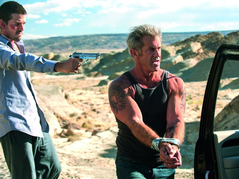 Blood Father – review