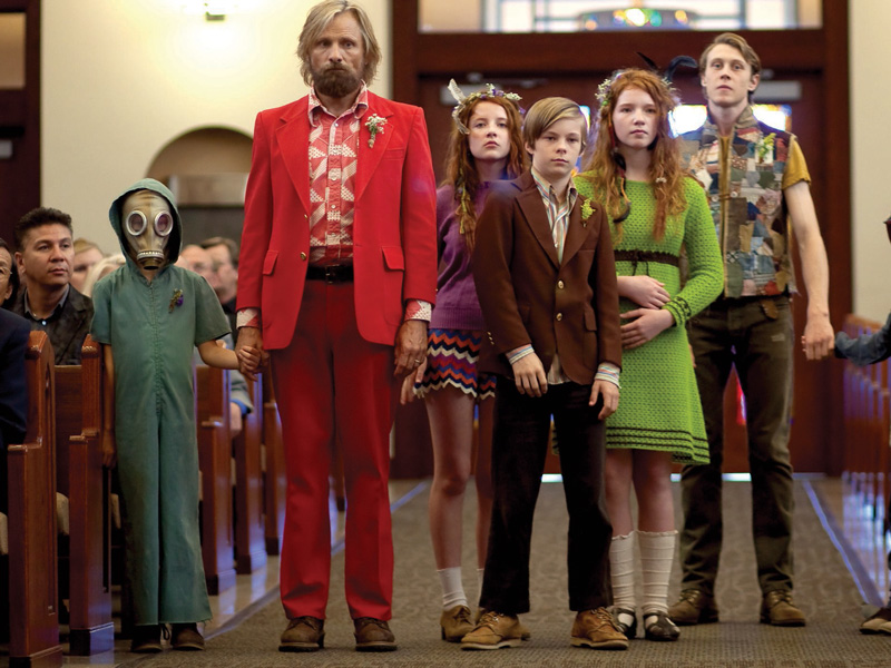 Captain Fantastic – review