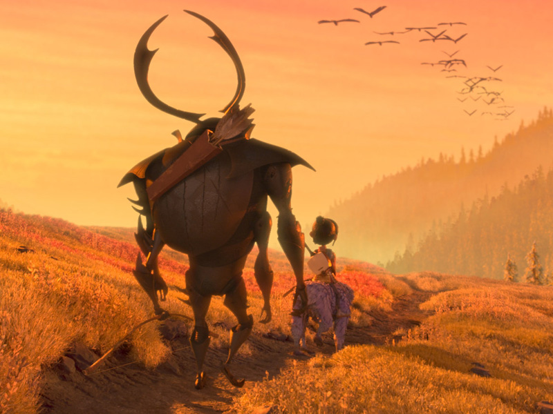 Kubo and the Two Strings – review