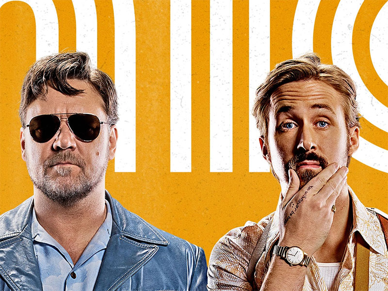 The Nice Guys couples therapy