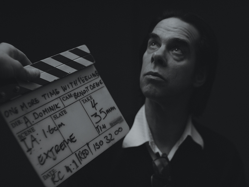 Nick Cave & The Bad Seeds' new album and film are almost here