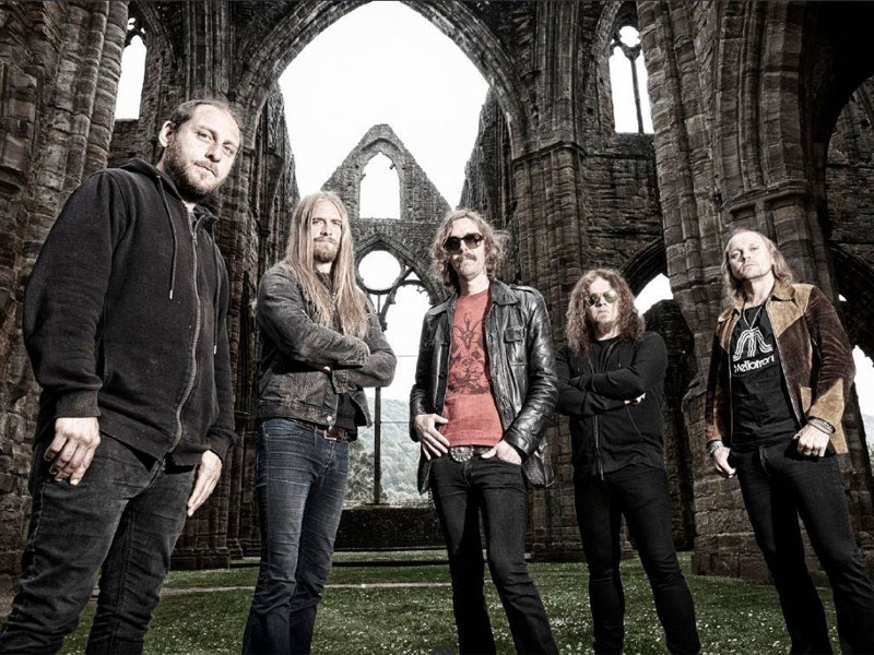 Review: Opeth, 'Sorceress'