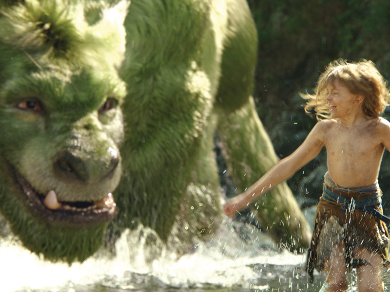 Pete's Dragon for Pete's sake