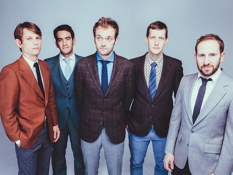 Live review: Punch Brothers @ Perth Convention Centre