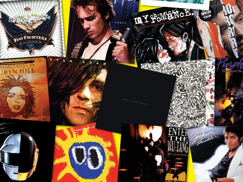 The Vinyl Countdown: vinyl under $30