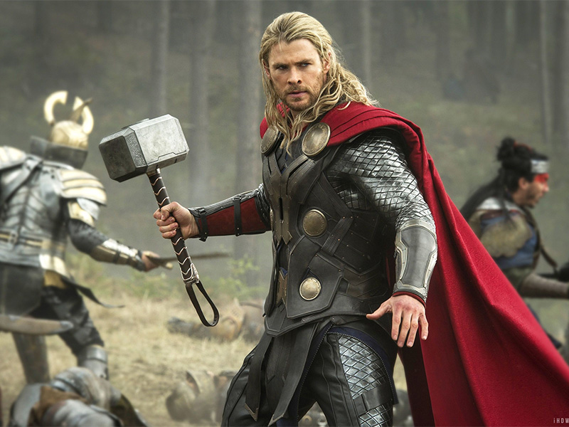 Thor weighs in on Marvel's Civil War