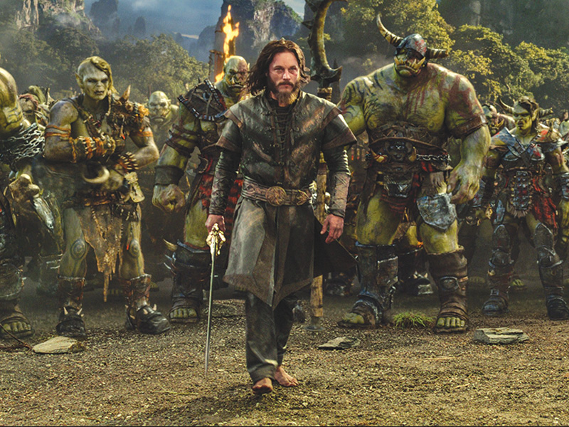 Interview: Warcraft