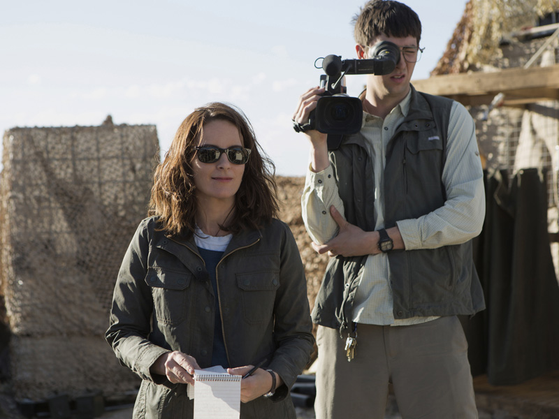 Review: Whiskey Tango Foxtrot