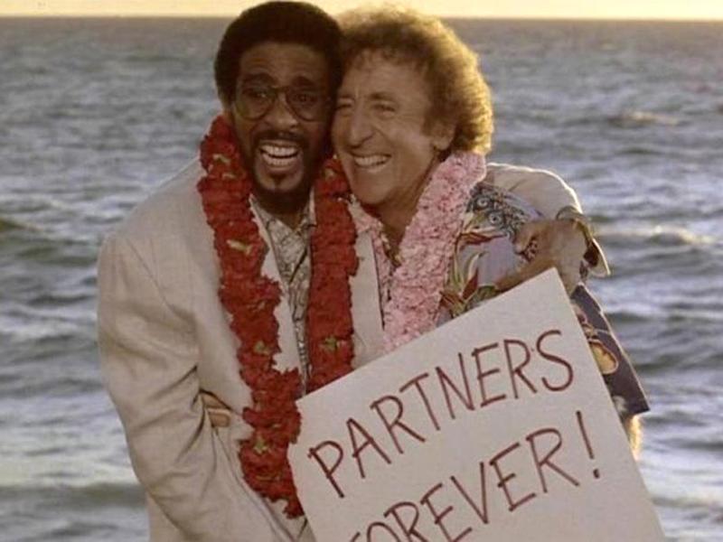 Gene Wilder and Richard Pryor – Partners Forever