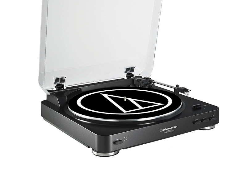 Take these new Audio Technica turntables for a spin.