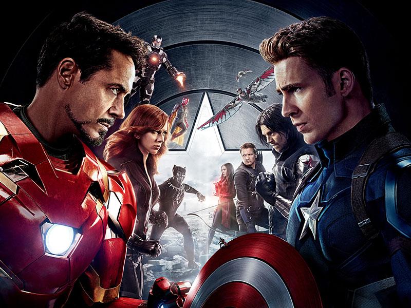 Civil War pick your side