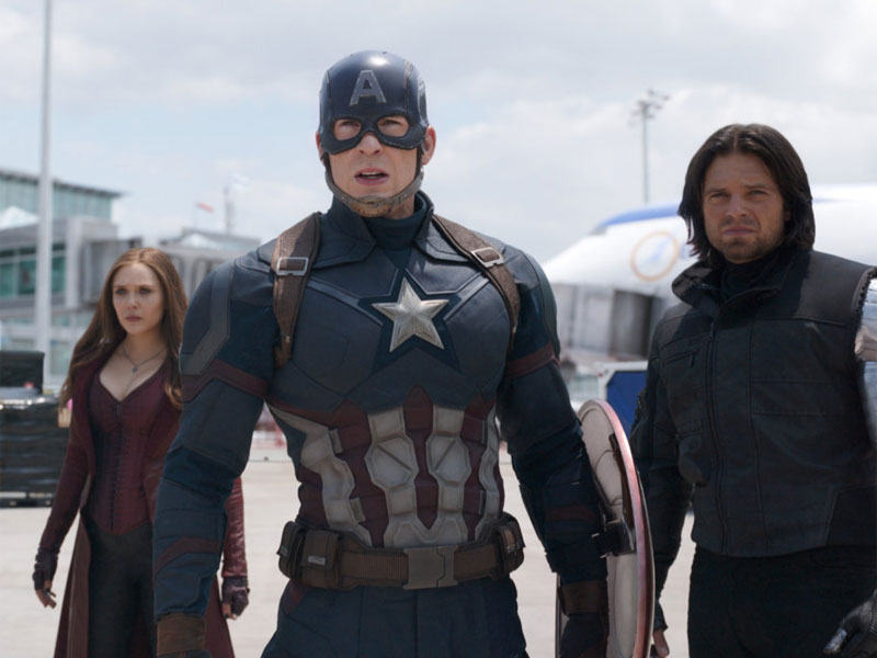 Review: Captain America – Civil War