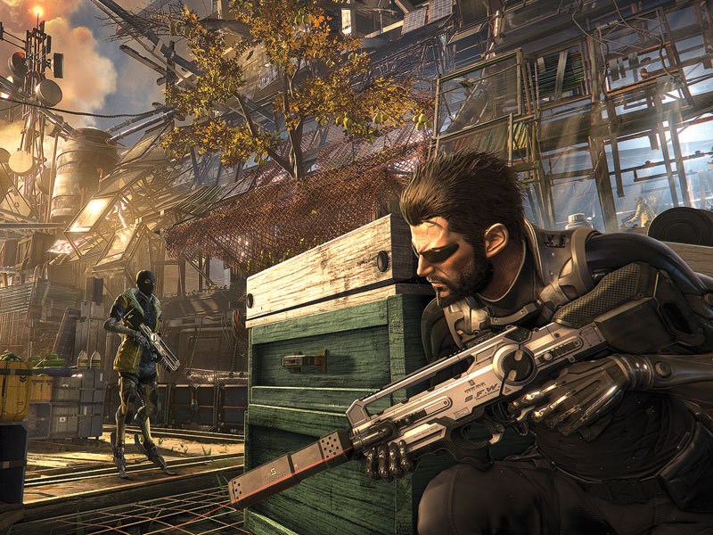 Review: Deus Ex – Mankind Divided