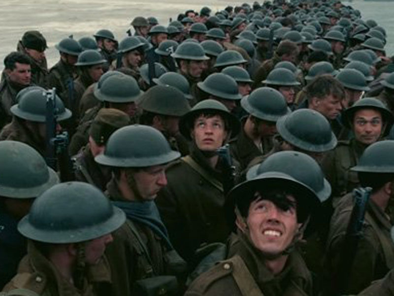 First look at Christopher Nolan's Dunkirk