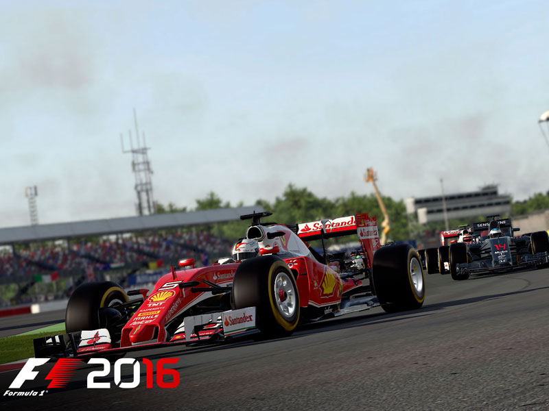Review: F1 2016
