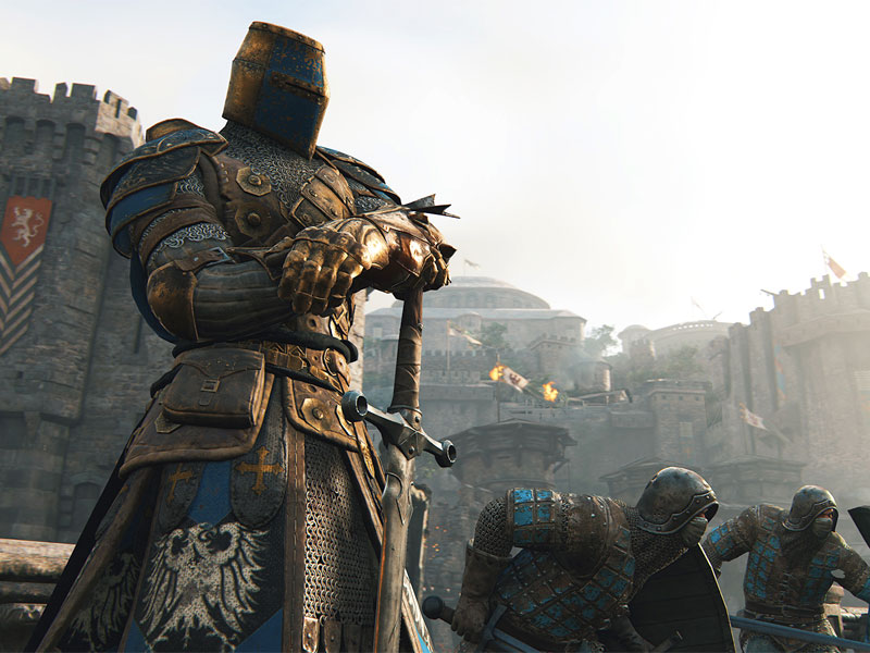 Gamescom delves into For Honor