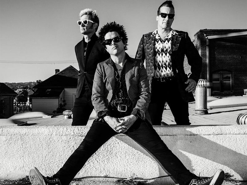 Green Day, back with their 12th studio album!