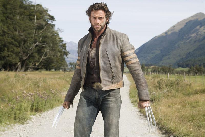 Hugh Jackman farewells Wolverine muttonchops