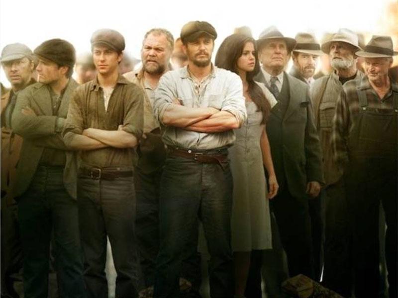 All-star cast for new James Franco film