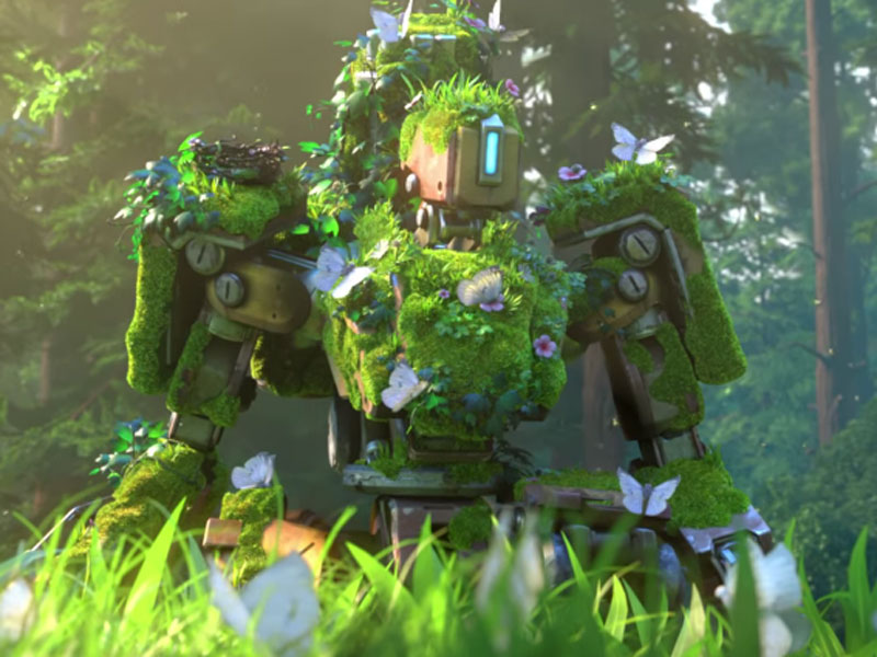 Blizzard's new Bastion animated short is here