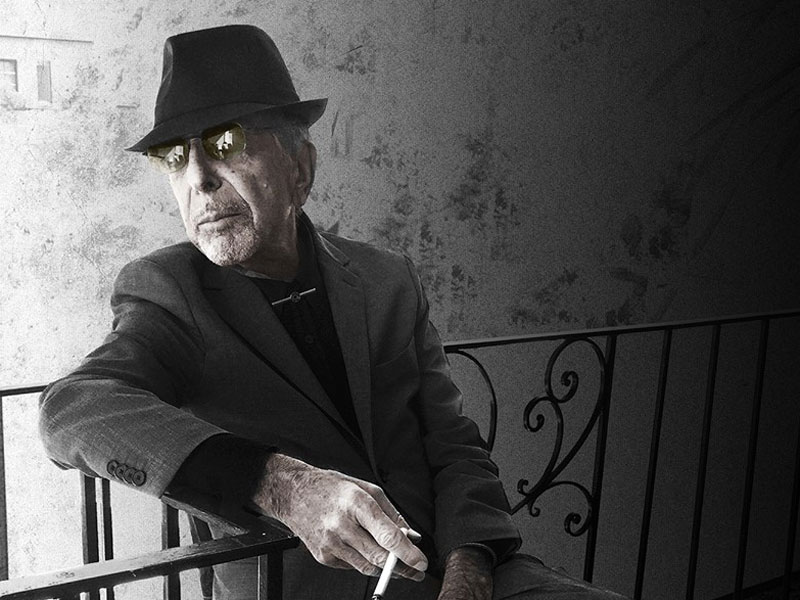 "Upcoming Leonard Cohen album is a ""gem"""