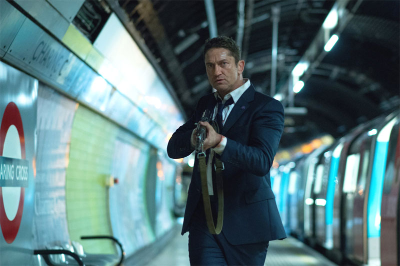 Review: London Has Fallen