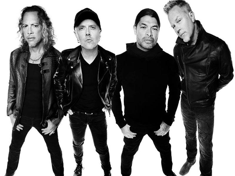 Metallica Hardwired for November