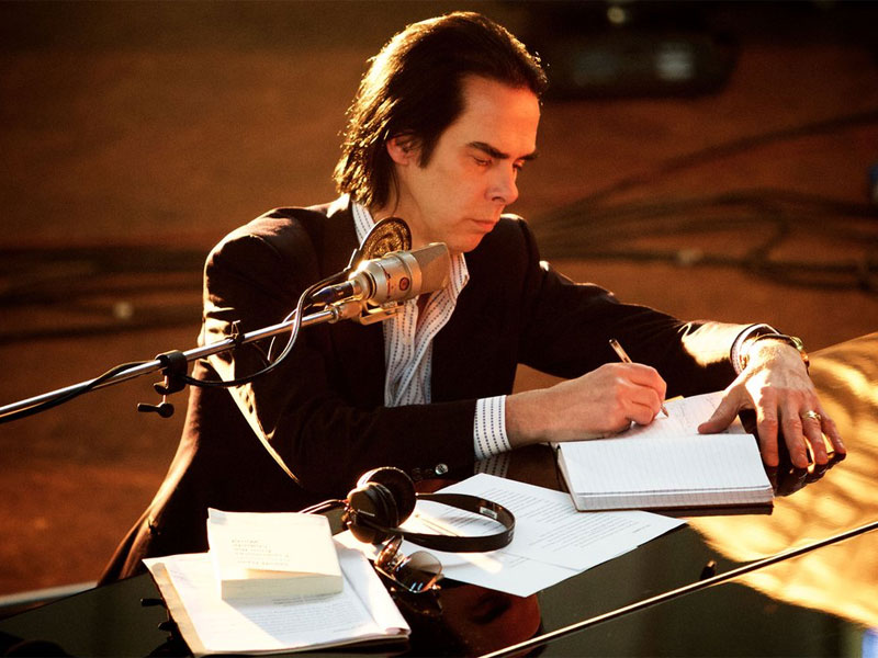 """He had some things he needed to say""  – Andrew Dominik on new Nick Cave film"