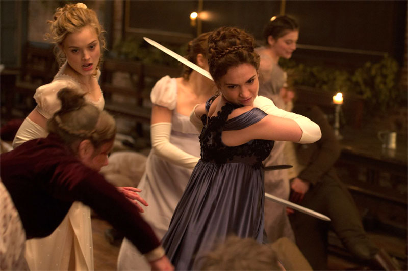 Review: Pride and Prejudice and Zombies