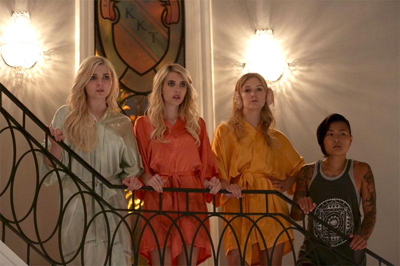 Review: Scream Queens – Season 1