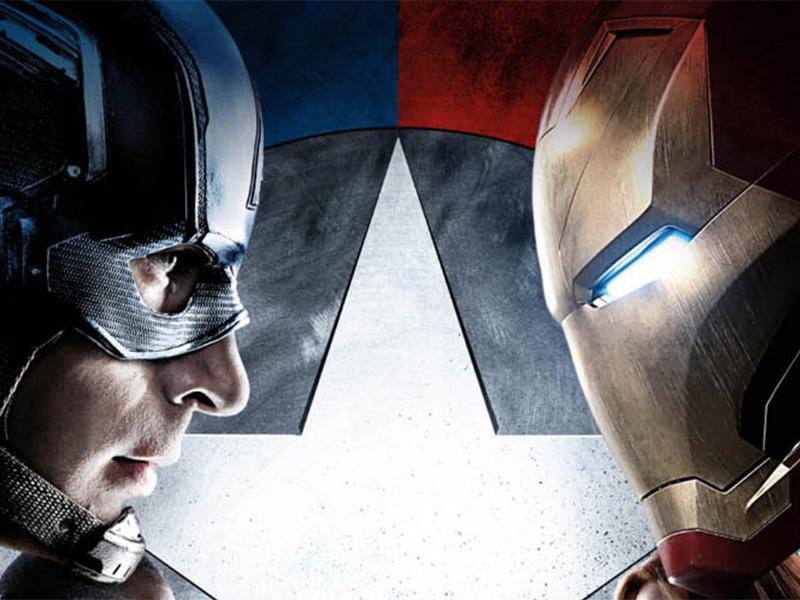 Avengers Superhero Standoff