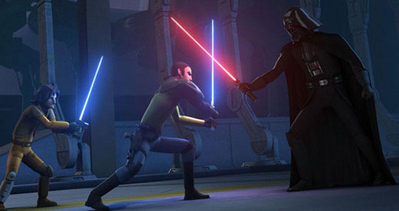 Dr Who joins Star Wars Rebels