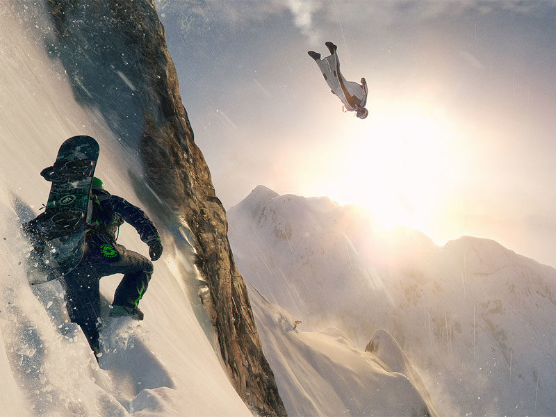 PREVIEW: Steep