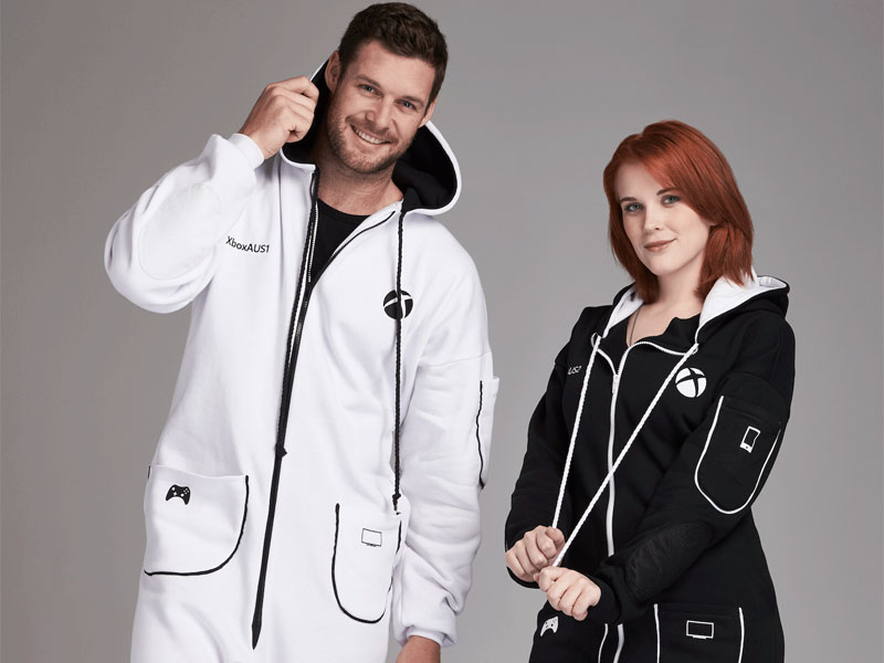 Introducing the Xbox Onesie